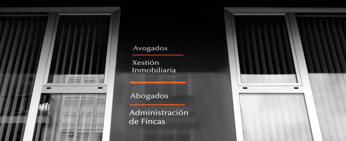 Nuestras actividades: Avogados / Xestión Inmobiliaria - Abogados / Administración de Fincas en Lugo - Comunidades