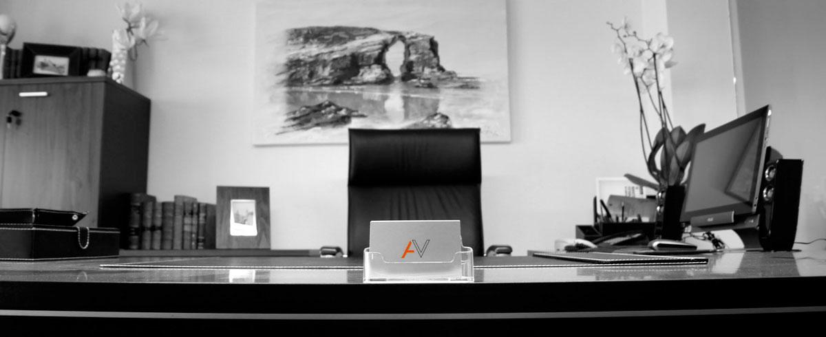 Despacho del abogado y administrador de fincas en Lugo: Diego Rodríguez