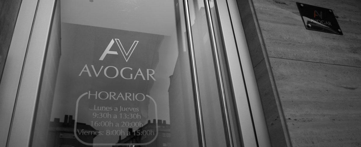 Avogar: abogados y administración de fincas en Lugo, Comunidades y gestión Inmobiliaria, horario